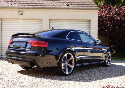 Audi RS5 avec traitement céramique