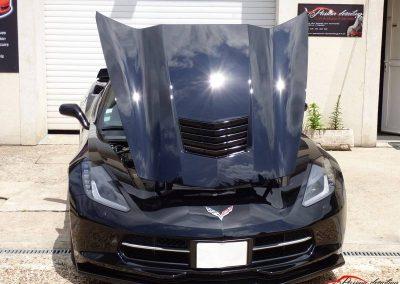 Corvette Z06 C7 Résultat final Créteil 94 val de marne