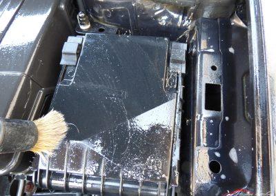 Volkswagen GOLF R Lavage du compartiment moteur Melun 77