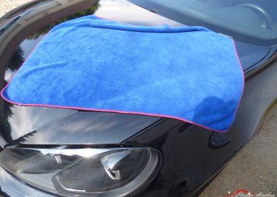 Volkswagen GOLF R Séchage du véhicule après lavage Melun 77